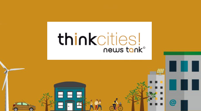 Article Think Cities 2020 à l'Institut Léonard de Vinci